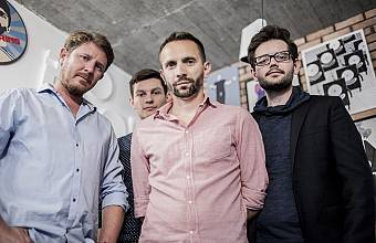 "Jazz we ""Fregacie"" – koncert Dominik Bukowski Quartet"